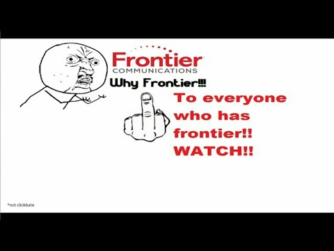 EVERYONE WHO HAS FRONTIER DSL MUST WATCH!!!!||HOW TO FIX SLOW DSL SPEED