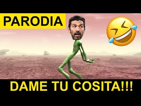 El Chombo - Dame Tu Cosita (PARODIA) - Manuel Aski