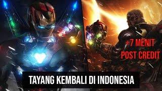 Avengers Endgame Tayang Kembali di Indonesia! +7 Menit Post Credit