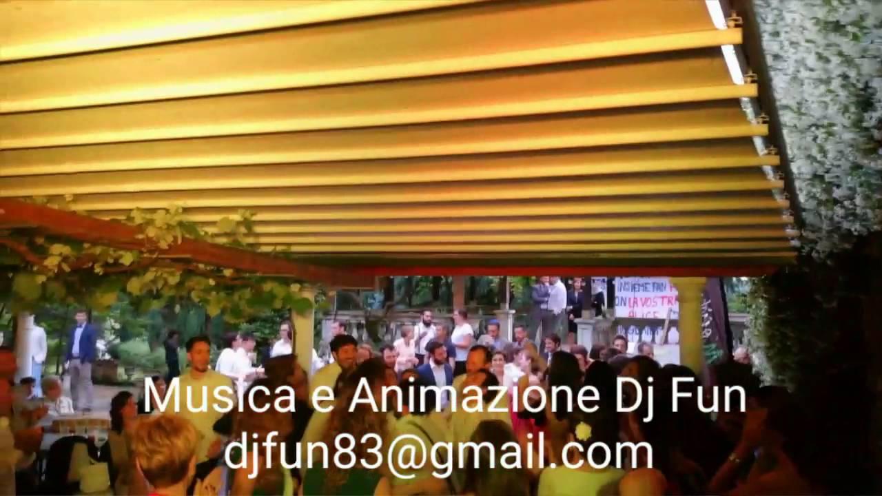 Musica e animazione matrimoni Dj Fun - Villa Teodolinda - Villa d\' Adda(2)