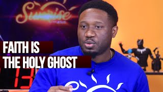 FAITH IS THE HOLY GHOST - Part 9 || SWJ-Live Morning Devotional Live Show