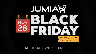 JUMIA EGYPT BLACK FRIDAY OFFERS - NOW ONLINE!