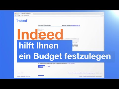 "Indeed - ""Sponsored Jobs"" (Germany) - RocketWheel Videos"
