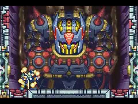 TAS Mega Man Zero 4 GBA in 37:07 by klmz