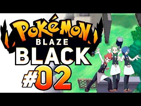 """BURNING OUT"" Pokémon Blaze Black Randomizer Nuzlocke Episode 2"
