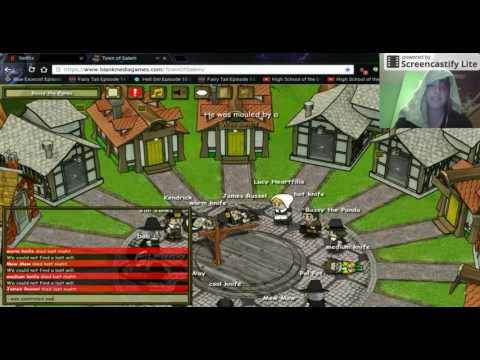SOCIETY! - Town of Salem