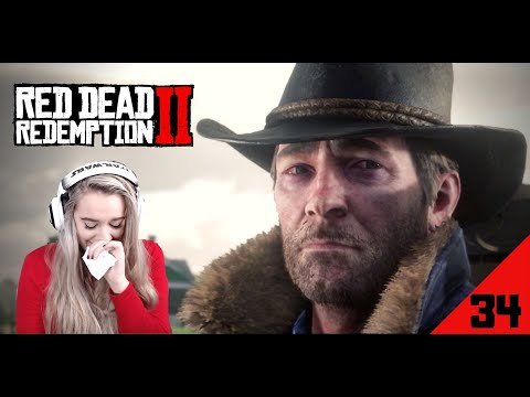 The Fine Art of Conversation - Red Dead Redemption 2: Pt. 34 - Blind Play -Through LiteWeight Gaming