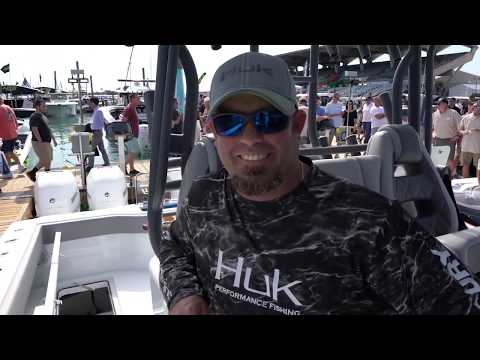 World's Best Fishing Catamaran's (2019 Miami Boat Show)