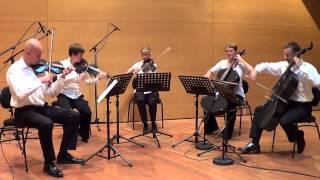 Schubert String Quintet Streichquintett C-Dur - I. Allegro ma non troppo, Carbon Fiber Instruments