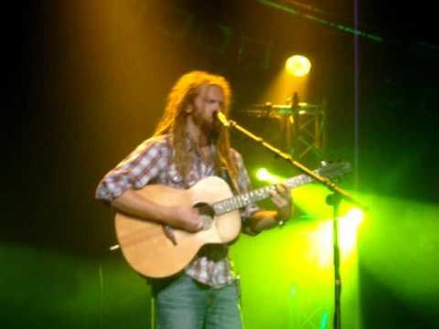 Newton Faulkner - Gone In The Morning (live) - Cambridge Folk Festival, 29 July 2011