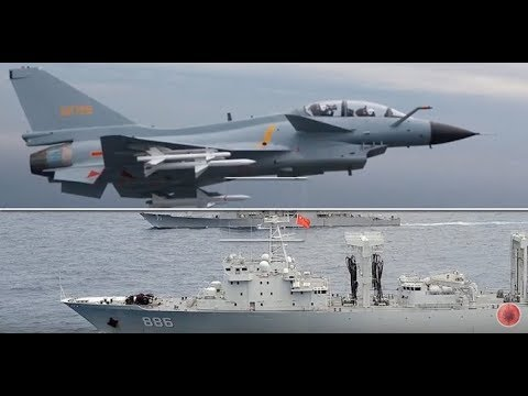 China Launches Massive Military Drills In Preparation For War: A Warning for the USA