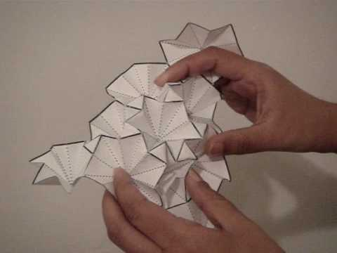 Folding Patterns - Deployable Structures