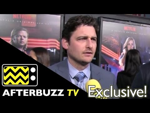 Toby LeonardMoore @ Marvel's DareDevil Premiere  AfterBuzz TV