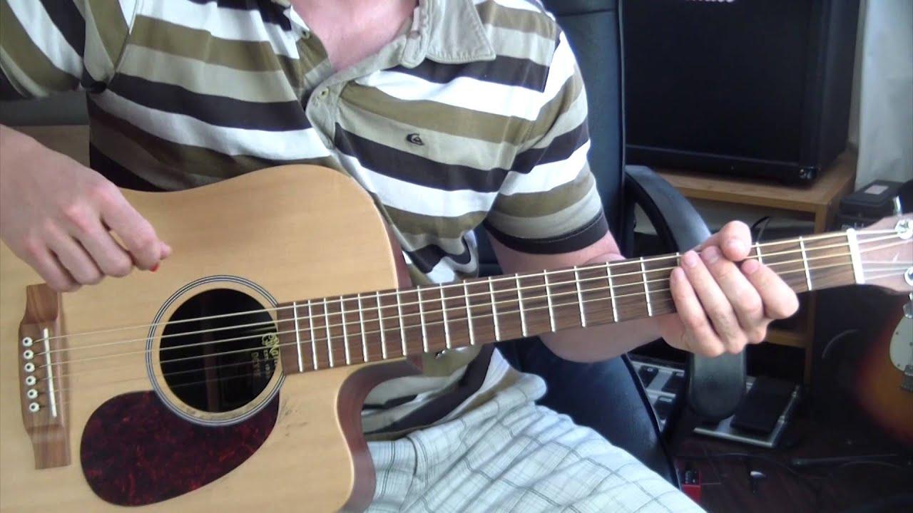 John Mellencamp Pink Houses Guitar Tutorial Anyone Can Learn