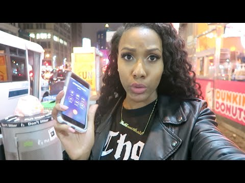 NYC COLLEGE VLOG: Fashion Week, Internship, & Classes