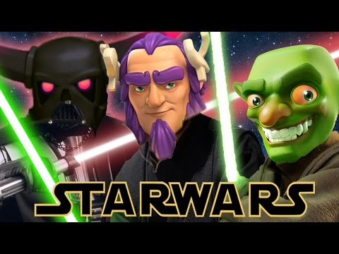 Clash Of Clans - STARWARS VIII