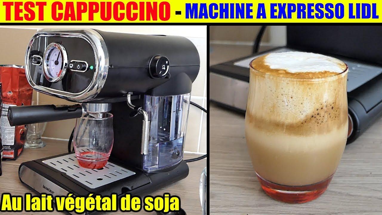 Machine à Expresso Silvercrest Sem 1100 Lidl Blablalidl
