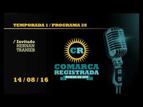 Comarca Registrada Radio / Temporada I / Programa 28 / Programa Emitido el 14/09/16