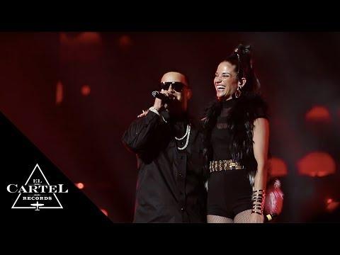 Daddy Yankee | Staples Center de Los Angeles Part. 1 Natalia Jiménez, J Alvarez, Yandel (Live)