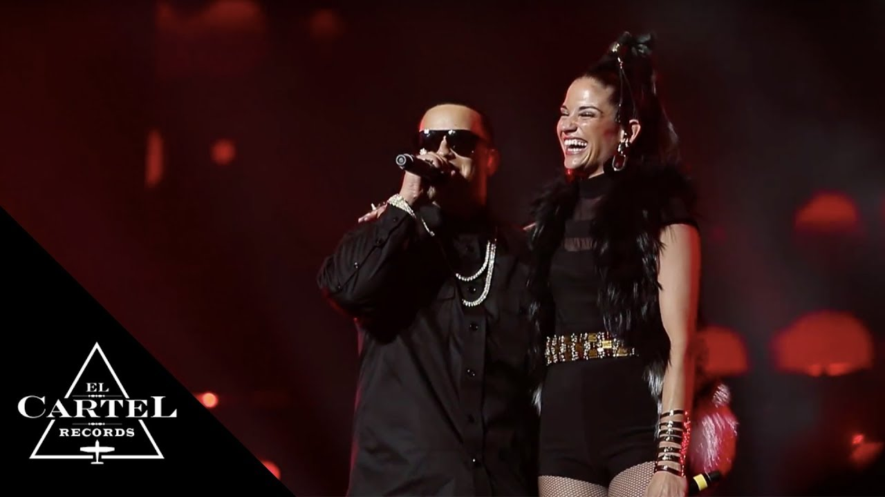 Daddy Yankee | Staples Center de Los Angeles Part. 1 Natalia Jiménez, J Alvarez, Yandel (Live)