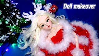 [Doll Repaint] Merry Christmas…
