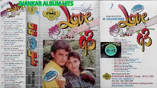 Love 90's Romantic Songs PMC Jhankar Kumar Sanu And Others
