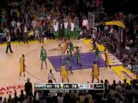 NBA Finals 2010 - Lakers vs. Celtics Game 7 Recap - YouTube