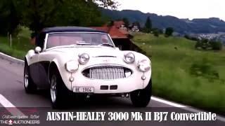 Austin Healey 3000 Mk II BJ7 Convertible