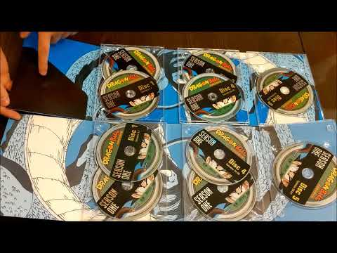 How To Tell If Your Dragon Ball Season 1 DVD Set Is A Fake Or Bootleg (Comparison Video)