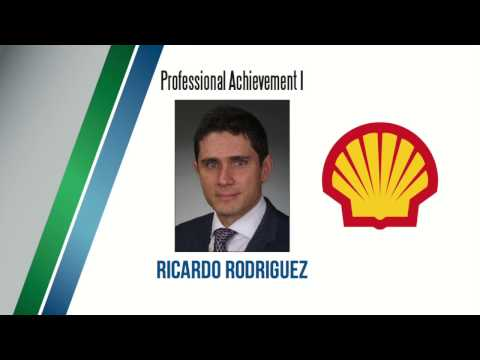 2016 HENAAC Awards Show 21/35: Professional Achievement: Ricardo Rodriguez, Shell Oil Company