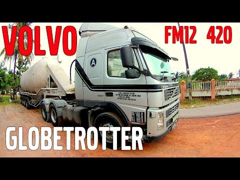 LORI VOLVO FM12 420 GLOBETROTTER - Bulk Cement Carrier