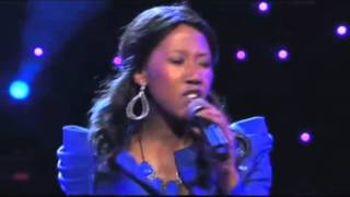Original Video - Sithle Ndaba Idols 2012 (Talk about taking Randall