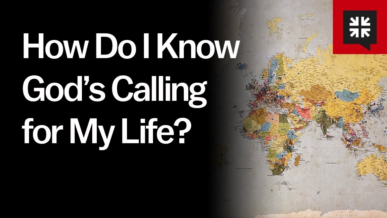 Download How Do I Know God's Calling for My Life?