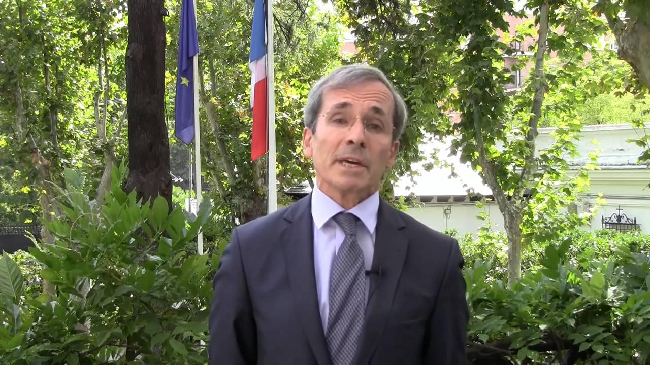 Message du nouvel ambassadeur de France en Espagne (28.09 ...
