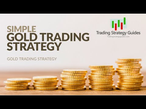 Live Training: Simple Gold Trading Strategy + Disney, EURUSD, Bayer