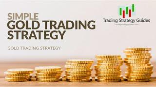 Live Training: Simple Gold Trading Strategy + Disney, EURUSD, Bayer