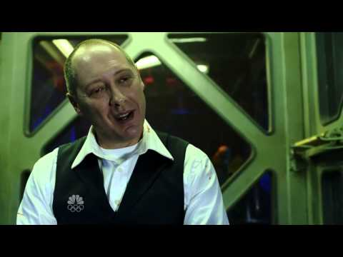 James Spader perfection in The Blacklist: Anslo Garrick