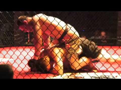 Pro MMA Fight- Jimmy Roller Vs. Chase Nunn- Pt. 2