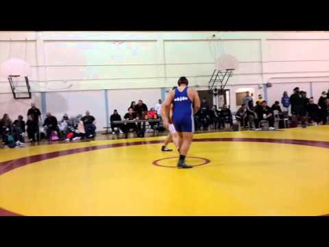 2016 Canadian Junior Greco-Roman Championships: 120 kg Chris O'Toole vs. Nolan Terrance