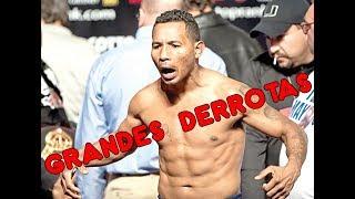 TOP 5 | GRANDES DERROTAS DE RICARDO MAYORGA.