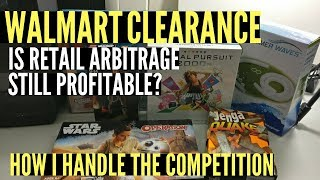 Buying Walmart Clearance To Resell on Amazon FBA, Retail Arbitrage in 2019 and Beyond