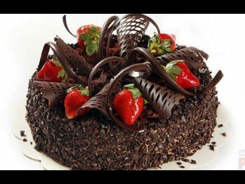 Украшение торта шоколадом в домашних условиях с фото