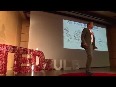 Offering your soul, a disruptive marketing strategy | Cyril Jamelot | TEDxULB