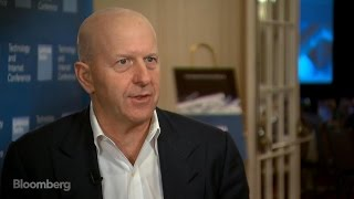 Goldman Co-COO Sees Optimism Across Silicon Valley
