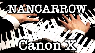 Nancarrow Canon X: Version for Digitally Augmented Human