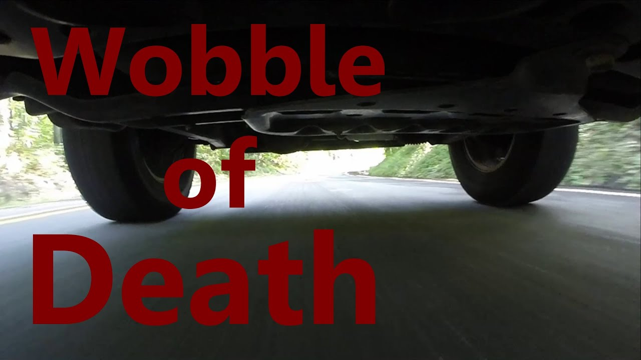 Death Wobble Jeep >> Jeep Wobble of Death - YouTube