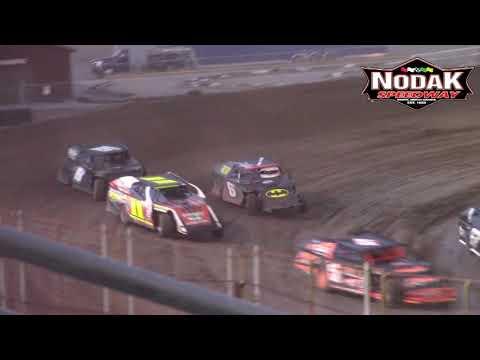 Nodak Speedway IMCA Modified A-Main (7/1/18)