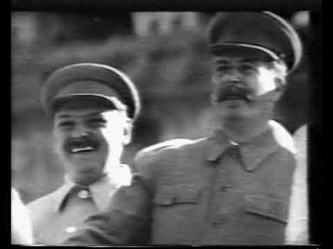 1937 г Парад физкультурников на Красной площади