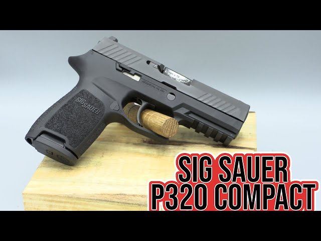 SIG SAUER P320 COMPACT SPOTLIGHT