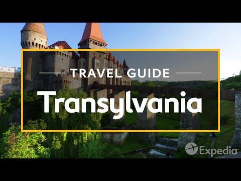 Transylvania Vacation Travel Guide | Expedia | Halloween Special!
